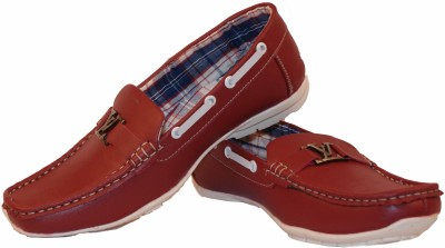 Real Red RR_L009 Loafers