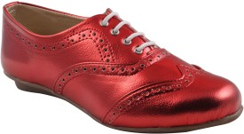Adorn Stylish and Elegant Lace Up Shoes