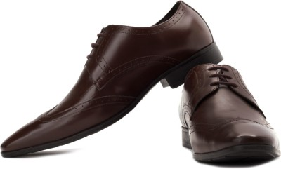 United Colors of Benetton Lace Up Shoes at 40% + Extra 20% Off at Rs 1469