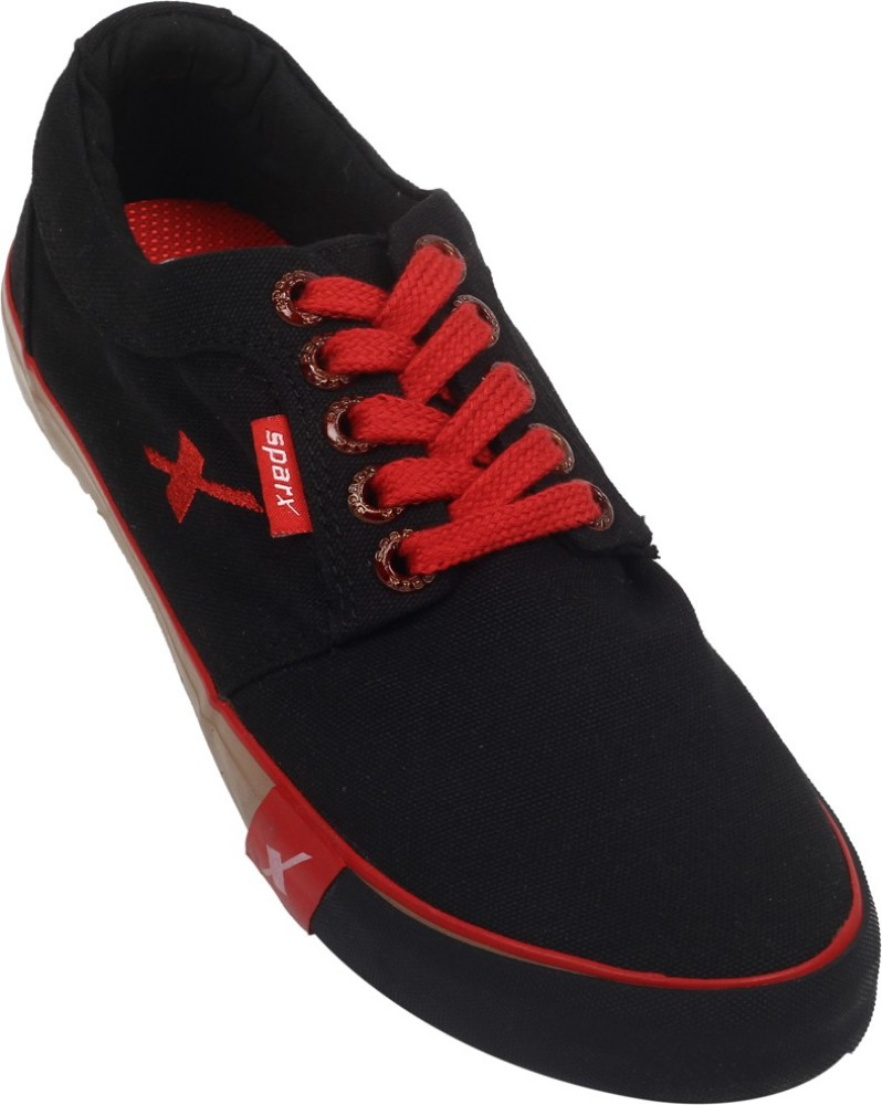 Sparx casual shoes Black