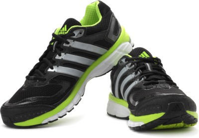 Adidas Men White Alcor SYN Sports Shoes