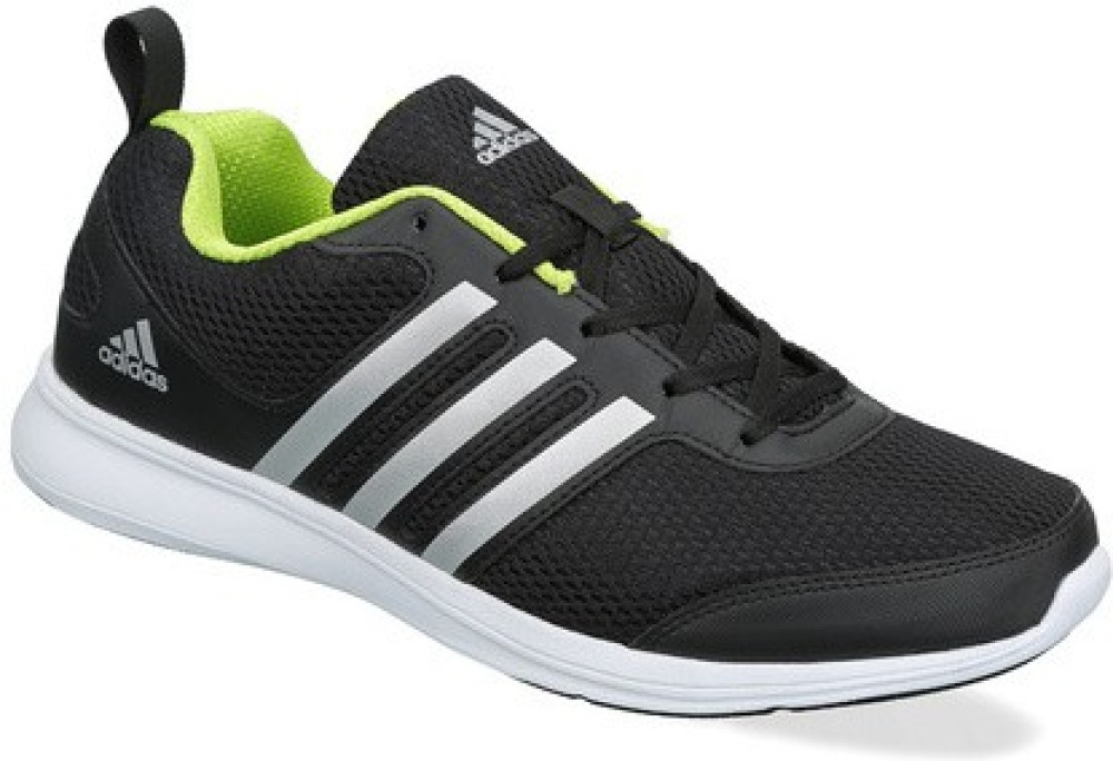 Adidas Running Shoes Black SHOEJYHNQTDPFQGB