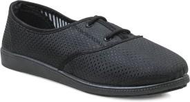 Action BN-823-BLACK Lace Up Shoe