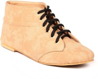 Lyc Casual Beige Boots