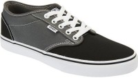 VANS ATWOOD Sneakers Black, Grey, White