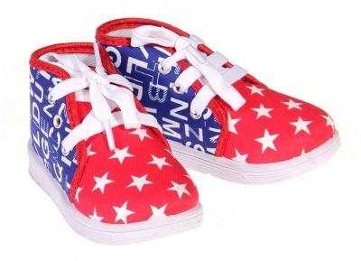 Goyal Red Addcom Casual Shoes
