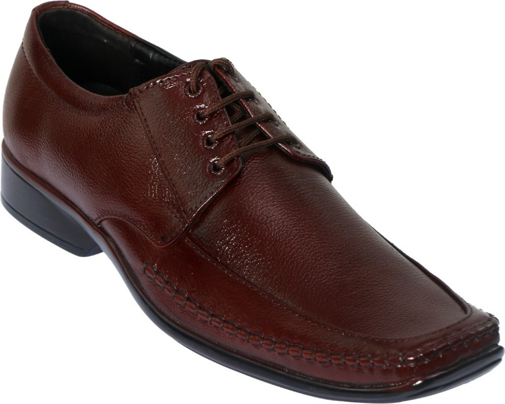 Vittaly Daily Wear Lace Up Shoes