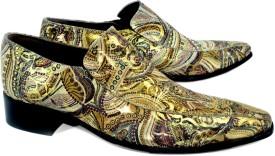 Sant Footwear 16009 Brown Party Wear