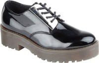 Truffle Collection Het22 Black Casual Shoes Black