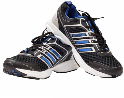 Terrex Black and Blue Sports Sneakers