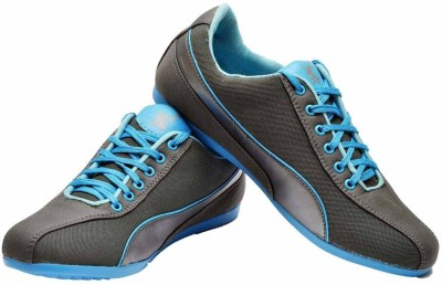 Guardian Blue and Grey Sneakers