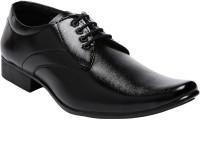 Goalgo Black Lace Up Shoes