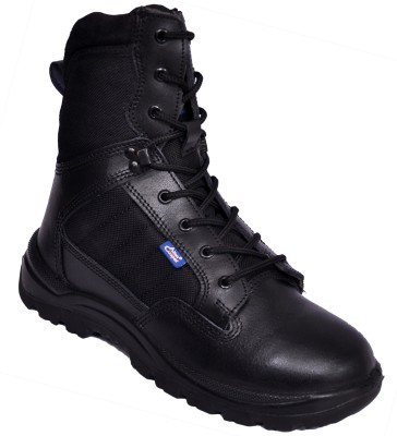 Buy Black All Leather Combat Boot at Army Surplus World
