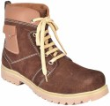 Jd JD Casual Brown Ankle Boots Casuals