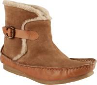 Salt N Pepper 11-382 Ozone Sand Beige Boots