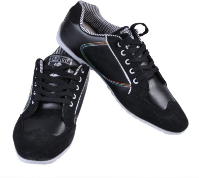 Cefiro Black Sneakers