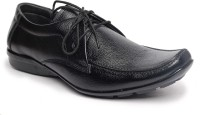 K2 Leather K2 Leather Formal Men Black Lace Up Shoes Black