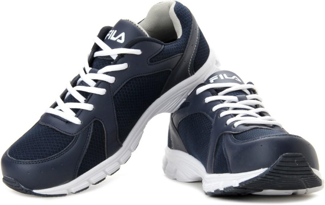 Fila running shoes online shopping