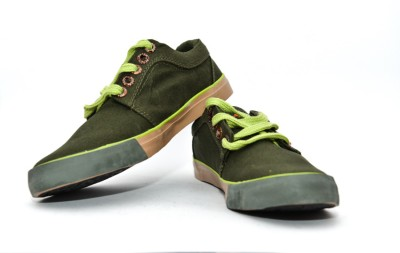 sparx olive canvas shoes available at flipkart for rs 1080