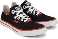 Puma Limnos CAT 3 DP Canvas Sneakers Black