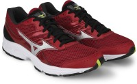 Mizuno Spark Running Shoes Red, White, Black