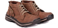 Do Bhai Woodshoe-Tan Boots Boots