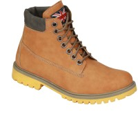 Wave Walk Boots Tan