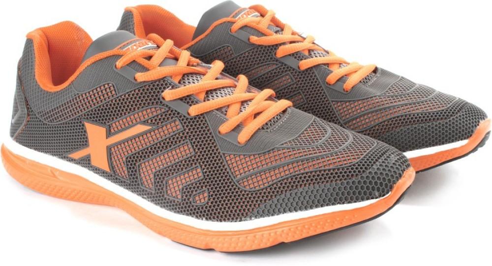 Sparx FURYLITE JF Men Running Shoes Grey Orange