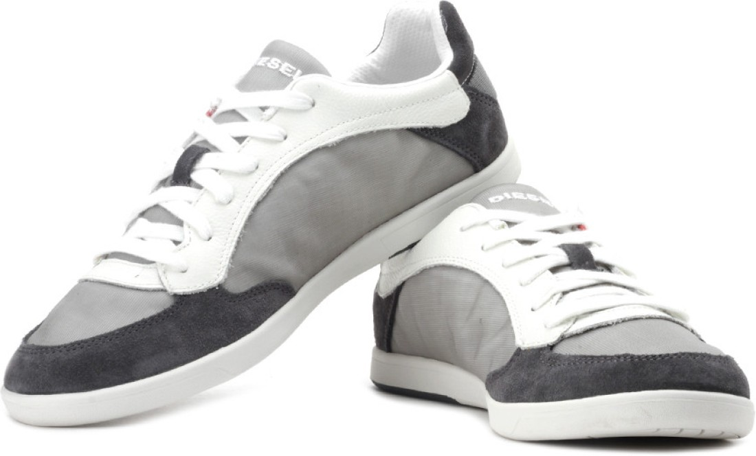 Diesel Eastcop Starch Sneakers Men Grey White Casual buy at best and lowest price in India