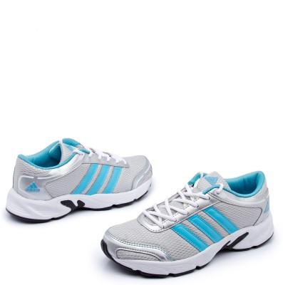 Adidas Adidas Silver Eyota Fitness Running Shoes