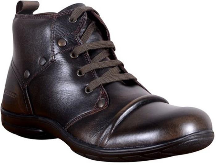 Tracer Srn-111 Black Or Beige Boots