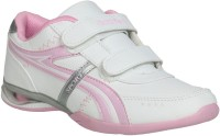 Action Ls-40-White-Pink Women Sports Shoes Running Shoes