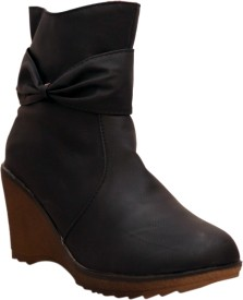 Rialto Bowtie Boots