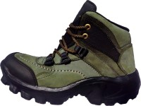 Alestino Leather Boots Shoe