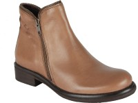 Salt N Pepper 14-475 Dorthea Taupe Boots Boots