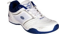 Haier Sports Breeze White And Blue Running Shoes