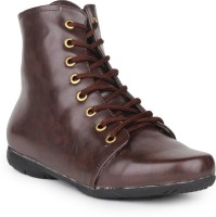 Do Bhai Ankle-Boot-Brown Boots