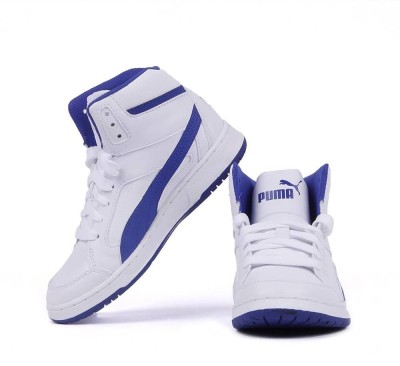 Puma Puma Rebound V2 Hi Jr Outdoor Shoes