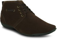 Get Glamr Brown Men's Casual Shoes