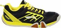 Li-Ning Saga Tour Badminton Shoes, Tennis Shoes Black, Green