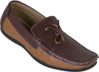 Zovi Slip-on With Tie-up Loafers