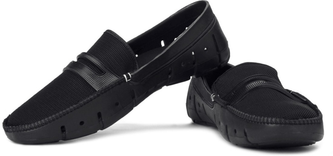 Globalite Groove Saddle Loafers