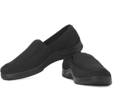 Gliders 3070-65-Black Casual Shoes