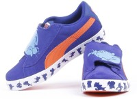 Puma Puma S Vulc Tom & Jerry Kids Outdoor Shoes