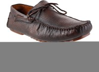 Metro Men's Casual Loafers Loafers Brown
