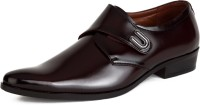 Tycoon Artificial Leather Monk Strap Monk Strap