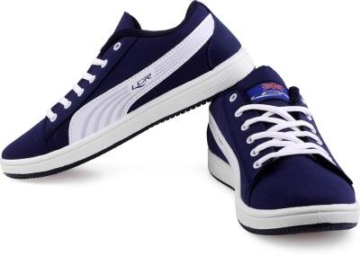ee07d18ca8 Lancer Navy Blue White Casual Shoes for Rs. 499 at Flipkart