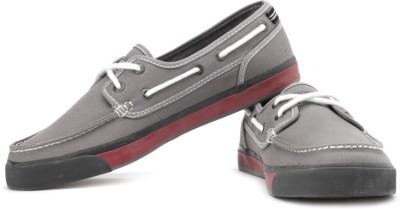 Nautica Canvas Cap Toe mens casual shoe