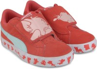 Puma Puma S Vulc Tom & Jerry Kids Casual Shoes