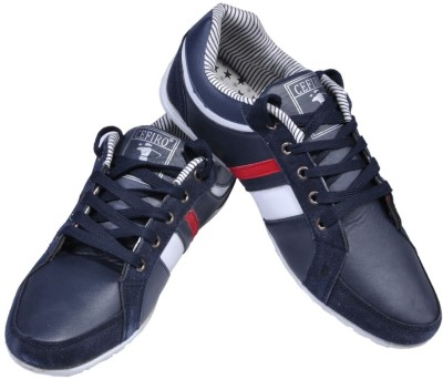 Cefiro Navy Blue Sneakers